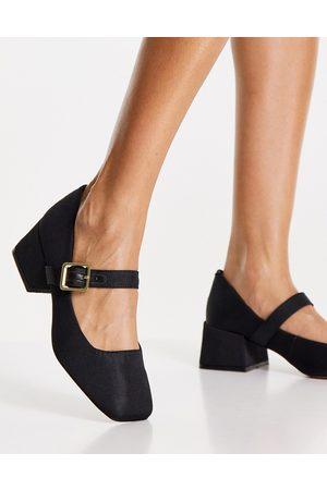 ASOS Sadie mary jane block heels in