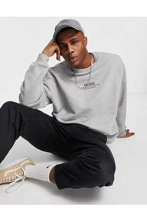 Dr Denim Men Sweatshirts - Dr. Denim Philly crew neck sweatshirt in