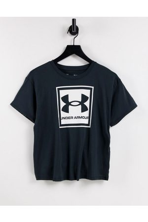 Under Armour Live Glow graphic t-shirt in