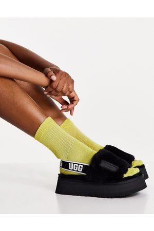 UGG Disco slide flatform sandals in