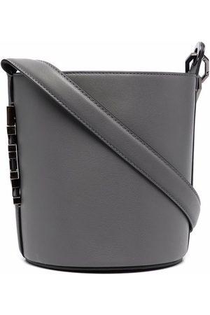 Karl Lagerfeld Logo-plaque bucket bag
