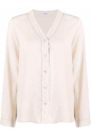 Filippa K Vita v-neck blouse