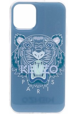 Kenzo Tiger Head-print iPhone 11 Pro case