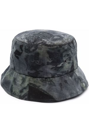MACKINTOSH Tie-dye nylon bucket hat