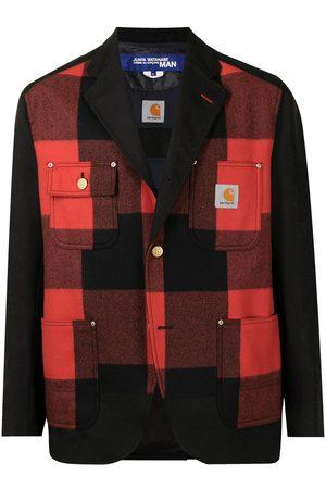 Junya Watanabe MAN Men Blazers - X Carhartt checked blazer