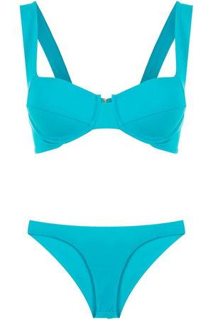 Brigitte Balconette style bikini set