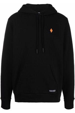MARCELO BURLON Men Sweatshirts - Cross-motif sweatshirt