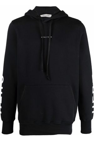 1017 ALYX 9SM Graphic-logo print pullover hoodie