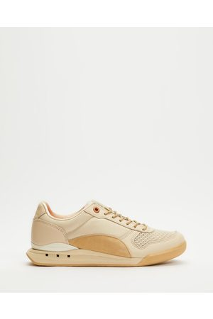 Onitsuka Tiger Sneakers - Ultimate 81 Mp Unisex - Sneakers (Pale / Leaf ) Ultimate 81 Mp - Unisex