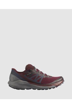 Salomon Sense Ride 4 Running Shoes Women's - Performance Shoes (Wine Tasting, Quiet Shade & Ebony) Sense Ride 4 Running Shoes - Women's