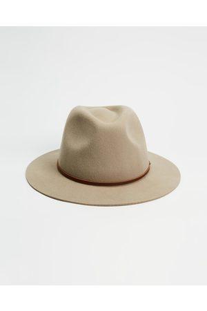 Brixton Wesley Fedora ICONIC EXCLUSIVE - Hats (Rock) Wesley Fedora - ICONIC EXCLUSIVE