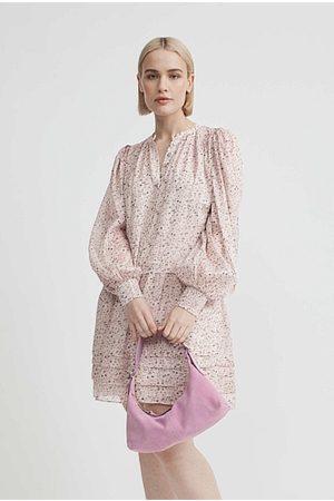 WITCHERY Women Shoulder Bags - Zoe Suede Shoulder Bag
