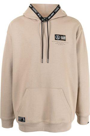 Izzue Men Hoodies - Slogan print hoodie