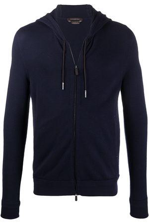 Ermenegildo Zegna Cotton zip hoodie
