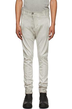11 BY BORIS BIDJAN SABERI Resin-Dyed P11 Trousers