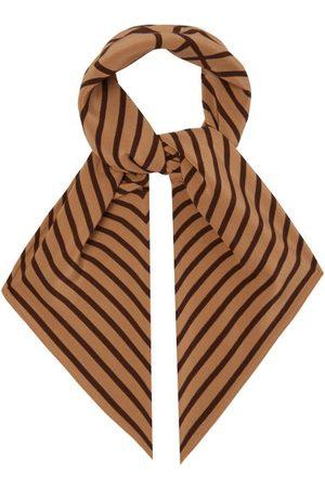 Max Mara Beachwear Cremona Dress - Womens - Burgundy