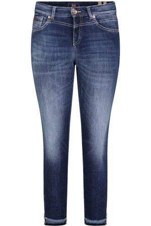 Mac Jeans Mac Dream Rich Slim Chic 5755 0389L Jeans D671 Dark Net Wash