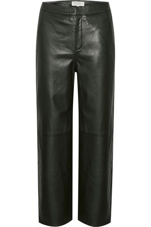 Part Two Elah Leather Trousers