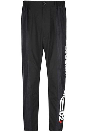 Dsquared2 Stretch Wool D2Line Cargo Trousers