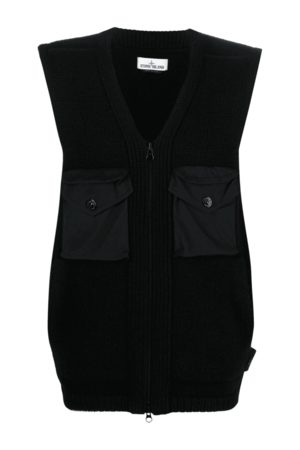 Stone Island Knitted Gilet