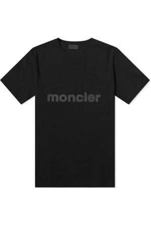 Moncler Slogan Logo Tee
