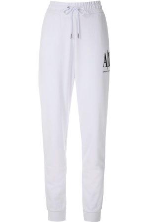 Armani Exchange Women Joggers - Logo track pants