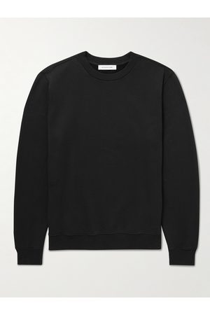 Applied Art Forms NM1-1 Logo-Embroidered Cotton-Jersey Sweatshirt