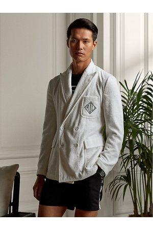 Ralph Lauren Men Blazers - Double-Breasted Terry Cloth Sportcoat