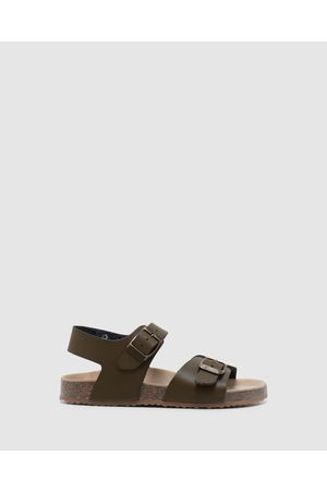 Clarks Brock - Sandals (Khaki) Brock