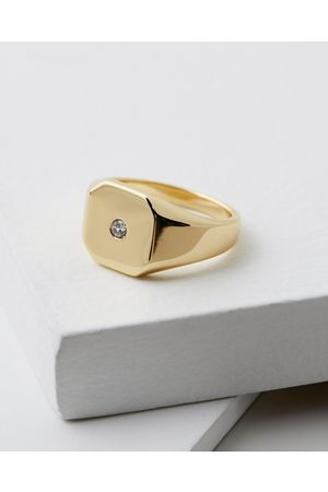Serge DeNimes Plated Silver Bounty Ring - Jewellery Plated Silver Bounty Ring