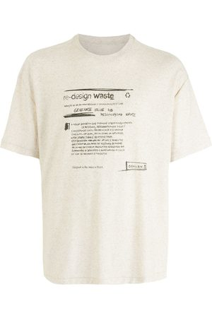 OSKLEN Eco Blend Redesign Waste T-shirt