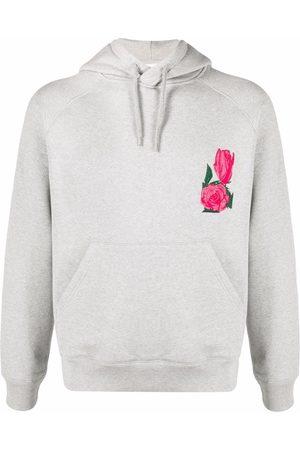 Soulland Rose organic cotton hoodie
