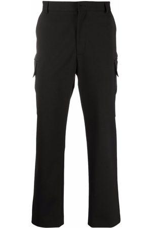 Karl Lagerfeld Slim-cut cargo trousers