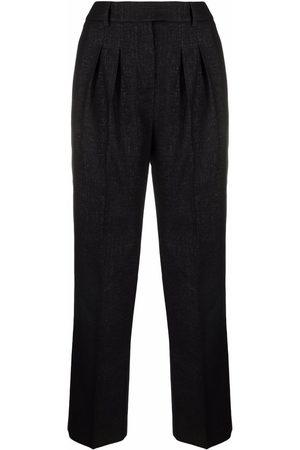 Karl Lagerfeld Women Formal Pants - Bouclé tailored trousers