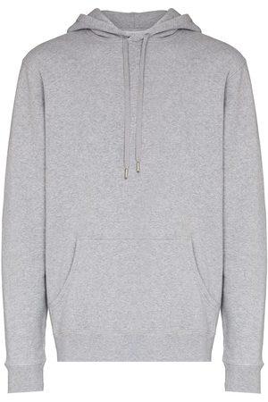 Sunspel Loopback Overhead hoodie