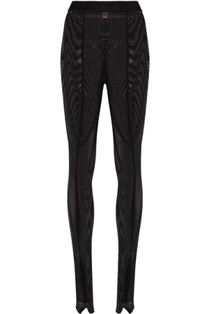 Wolford Women Lingerie Thongs - X Amina Muaddi Thong tights