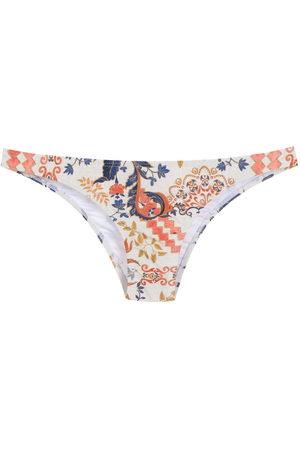 Lygia & Nanny Women Bikinis - Poipu paisley floral-print bottoms
