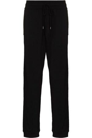 Salvatore Ferragamo Men Joggers - Straight-leg track pants
