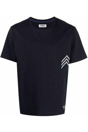 Missoni Zigzag detail logo T-shirt