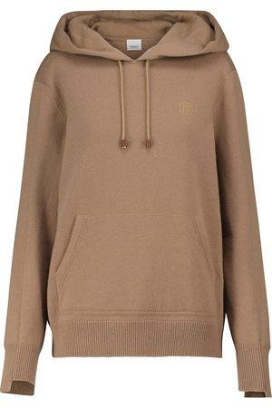 Burberry Wool-blend hoodie
