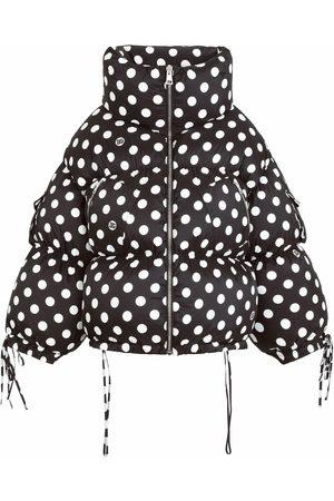 Dolce & Gabbana Women Parkas - Polkda dot puffer coat
