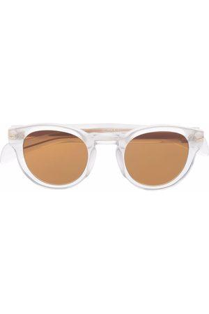 DB EYEWEAR BY DAVID BECKHAM Round-frame tinted lens sunglasses