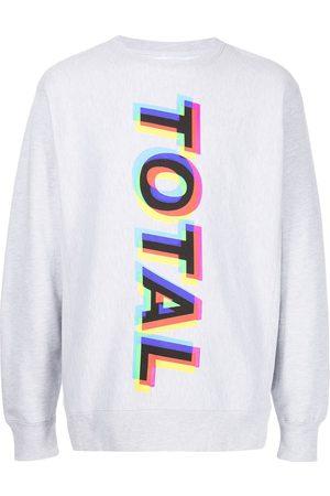 Pleasures Men Sweatshirts - Total-print sweatshirt