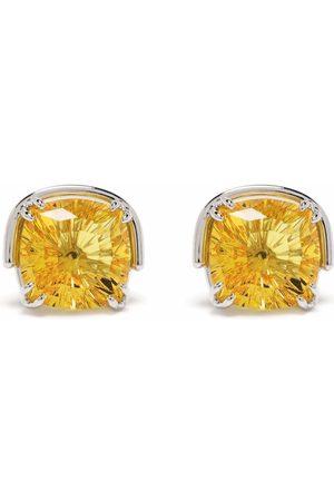 Swarovski Women Earrings - Harmonia crystal stud earrings