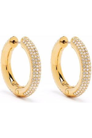 Swarovski Women Earrings - Dextera hoop earrings