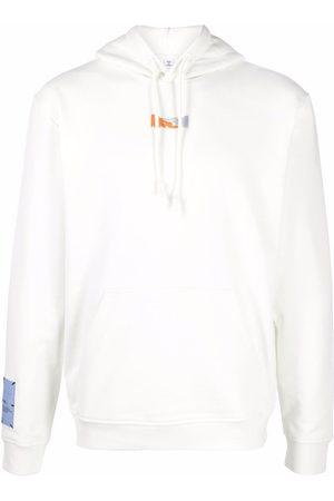 McQ Men Hoodies - Abstract print hoodie