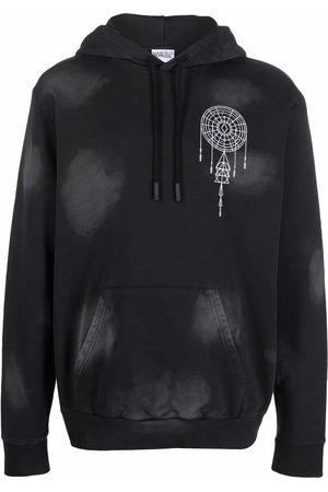 Marcelo Burlon County of Milan Men Hoodies - Dreamcatcher printed hoodie