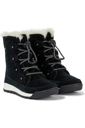 sorel Youth Whitney™ II Joan lace-up suede boots