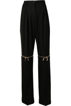 Dolce & Gabbana Women Pants - Detachable-leg wool trousers