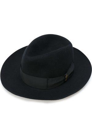 Borsalino Tonal band fedora hat